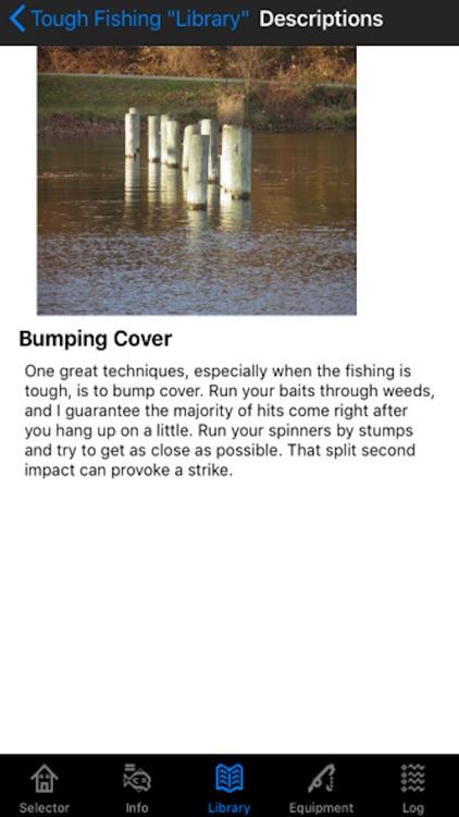 Bassmaster Tough Fishing screenshot-5
