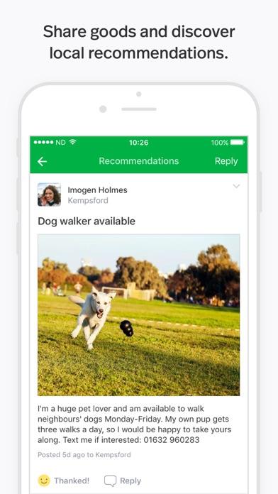 Nextdoor - Neighbourhood Appのおすすめ画像4