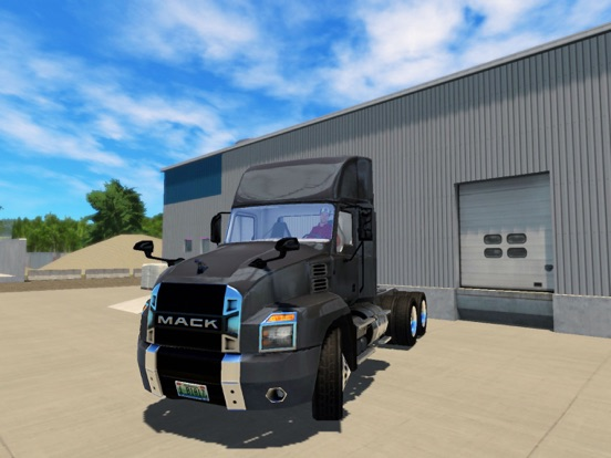 Truck Simulation 19 screenshot 13