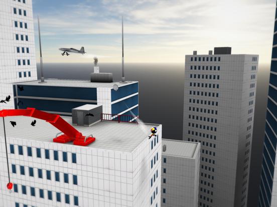 Stickman Base Jumper 2のおすすめ画像1