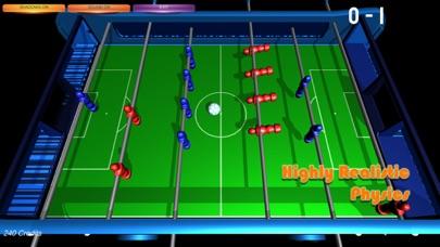 Table Soccer Foosball Pro screenshot 2