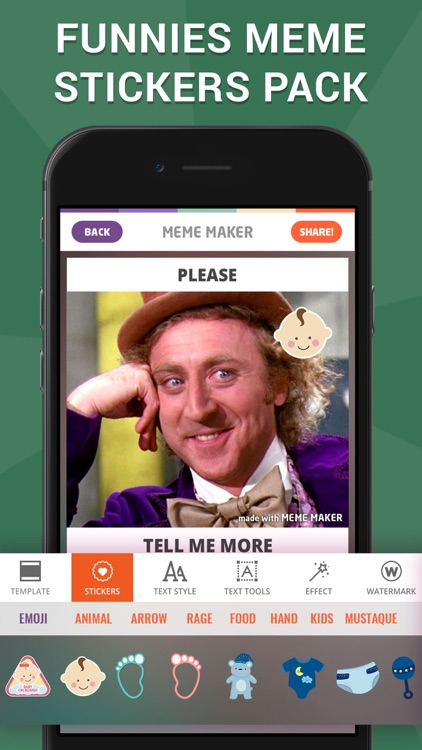 Meme` Maker - Memes Generator screenshot-3