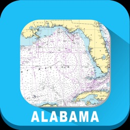 Alabama Marine Charts
