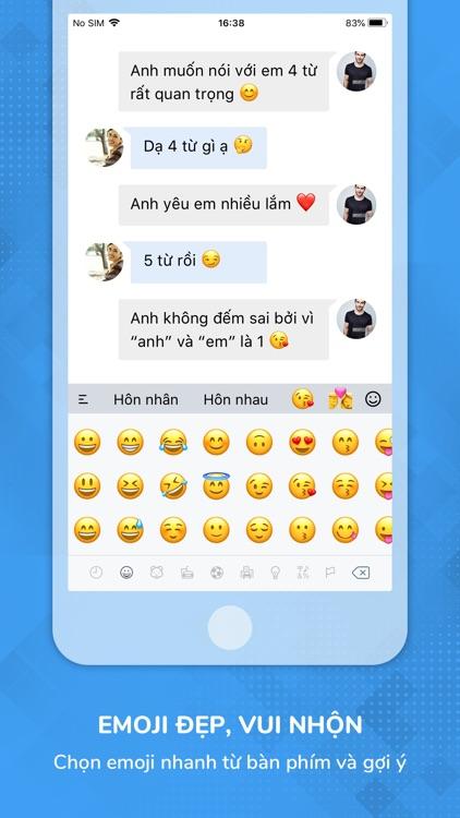 Laban Key: Gõ tiếng Việt screenshot-4