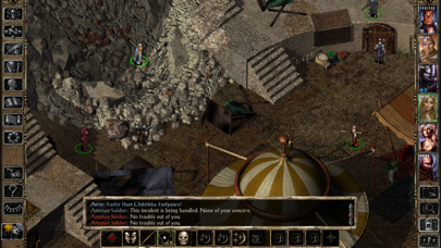 Screenshot Baldur's Gate II: EE