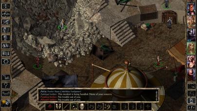 Скриншот №1 к Baldurs Gate II EE