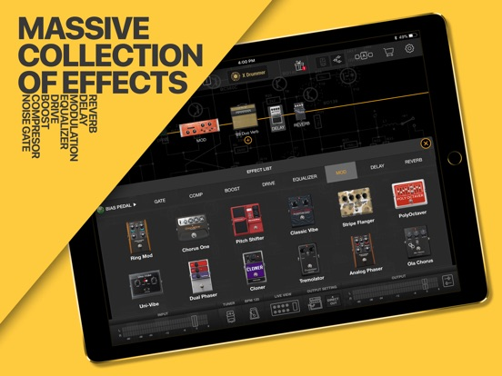 BIAS FX - Guitar Amp & Effects Screenshots