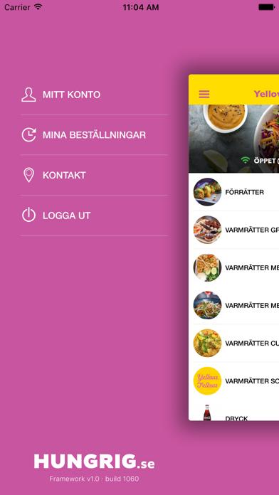 Yellow Fellow Screenshot