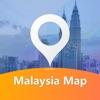 马来西亚中文地图 - 离线导航