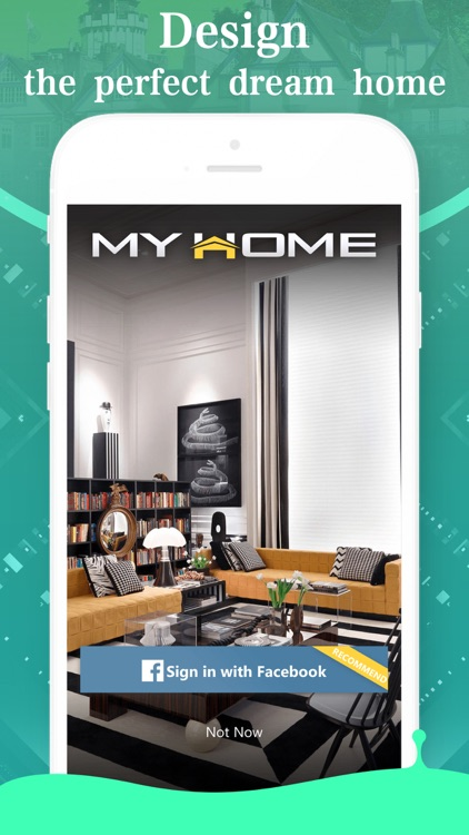 My Home: I am a Designer