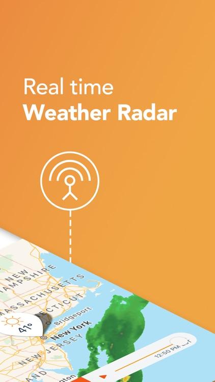 AccuWeather: Weather Forecast screenshot-4