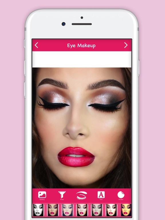 Eye Makeup Photo Editor | App Price Drops