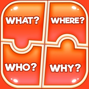 The 4Ws - What Who Where Why