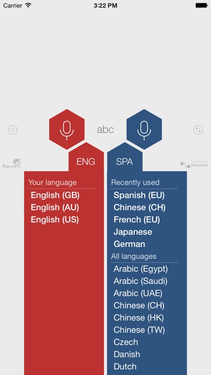 Babel English Voice Translator