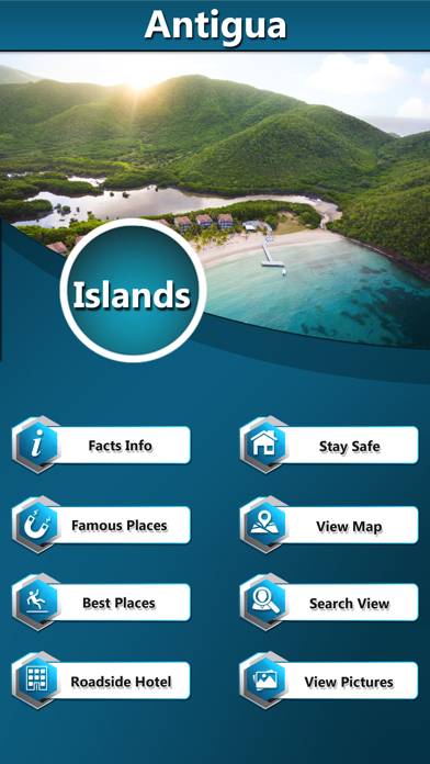 Visiting -Antigua Island Guide screenshot two