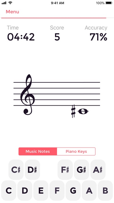 Music Tutor Plus Screenshots