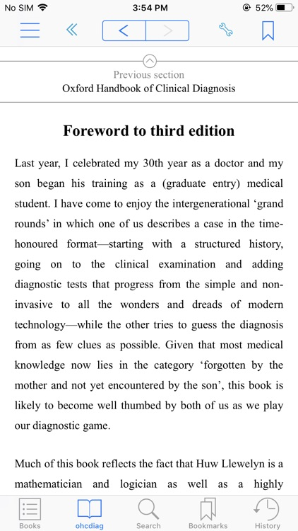 OH of Clinical Diagnosis, 3 ED screenshot-3