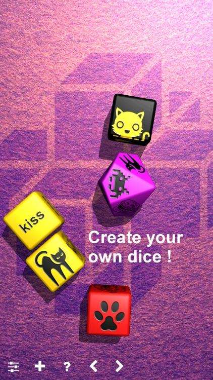 Dice 3D 7pixels screenshot-4