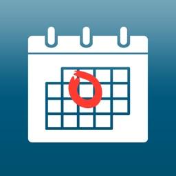 Calendar for Scandinavia