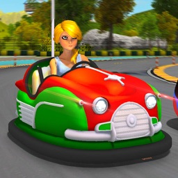 Bumper Car Racing Simulator – Real Fun 3D