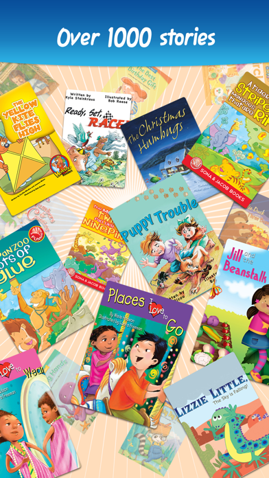 Bulldog Children's Books screenshot one
