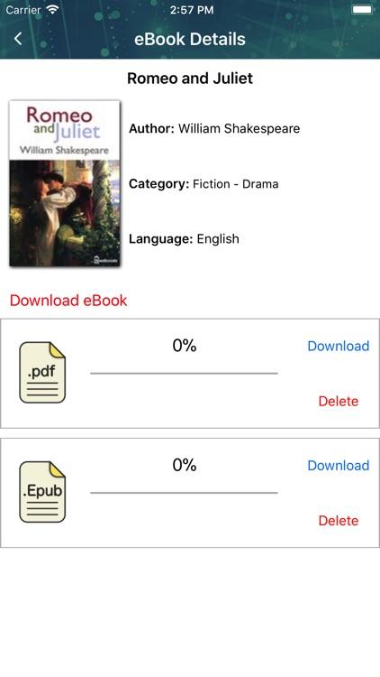 eBooks Store Lite