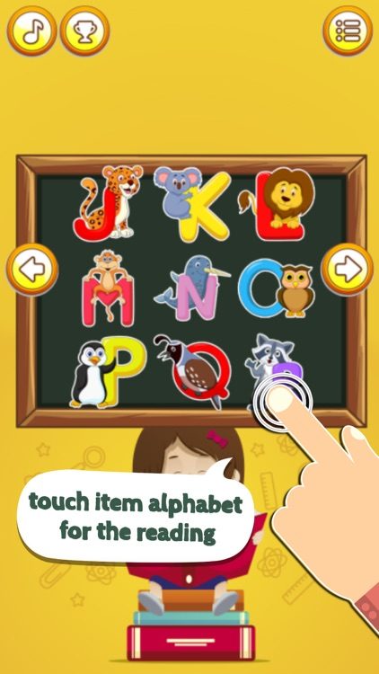 A to Z Alphabet Education screenshot-5