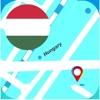ハンガリー オフライン地図