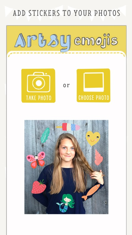 Artsy Emojis screenshot-3