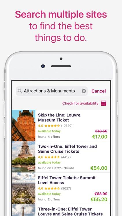 Tickets by Ulmon screenshot-3