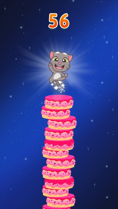 Download Talking Tom Cake Jump for Pc