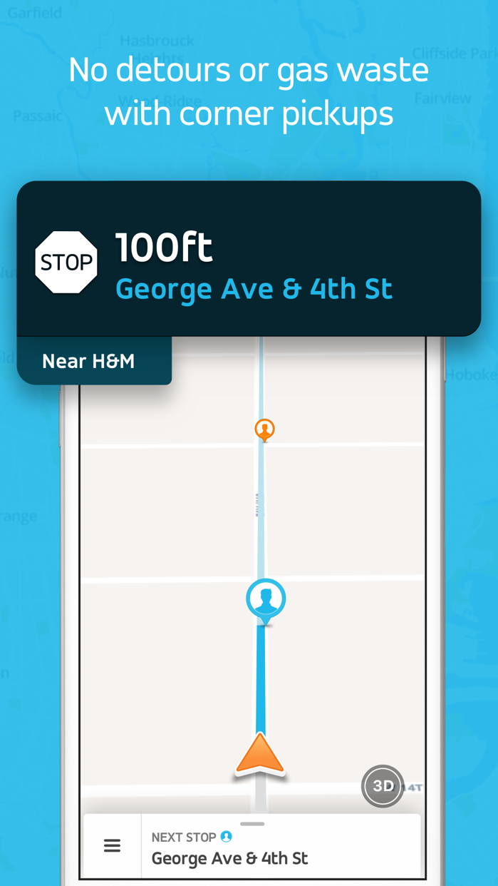 Via Driver Screenshot