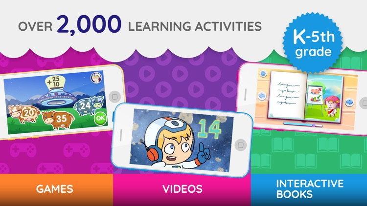 SmartKids Learning Games screenshot-1