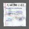 点击获取A Wish List
