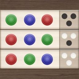 MM - Master of Mind (3-8 pins)