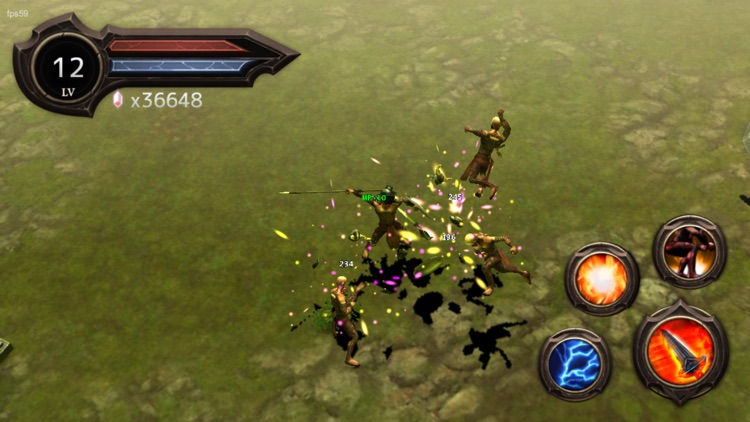 Blood Aerna screenshot-0