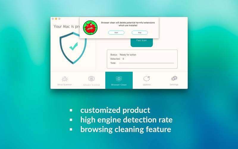 Screenshot #1 for VirusKiller Antivirus