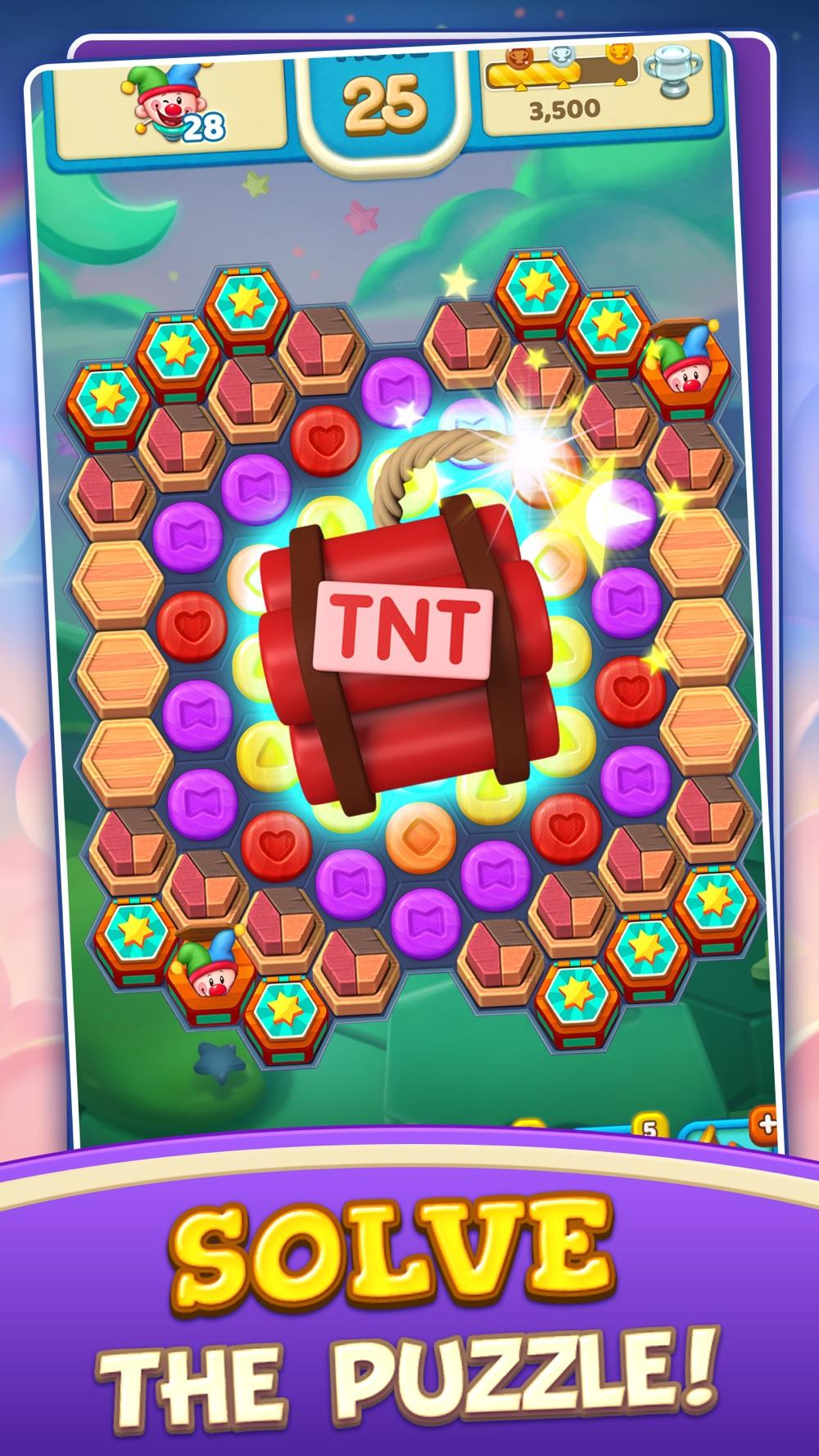 Toy Pop Adventure: Block Crush Cheat Codes