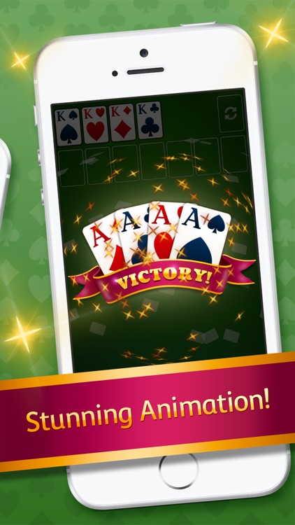 Solitaire – Classic Card Game. screenshot-2