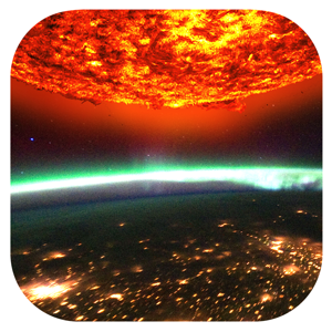 Solar Alert: Protect your Life ios app