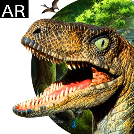 AR Deadly Dinosaur Hunter Sim