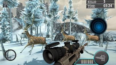 Deer Hunter 2017 Pro: Wild Sniper Shooter Spiel 3DScreenshot von 4