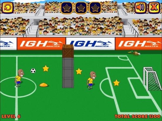 Freekick Training screenshot 8
