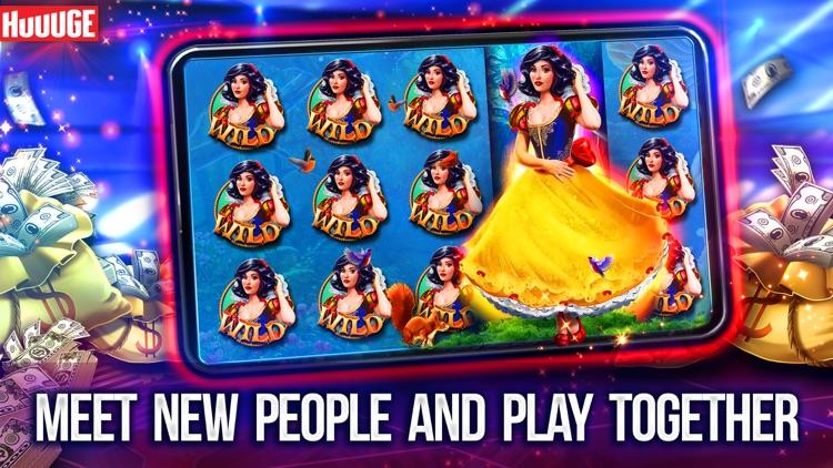 Slots - Huuuge Casino: Slot Machines Games screenshot-3