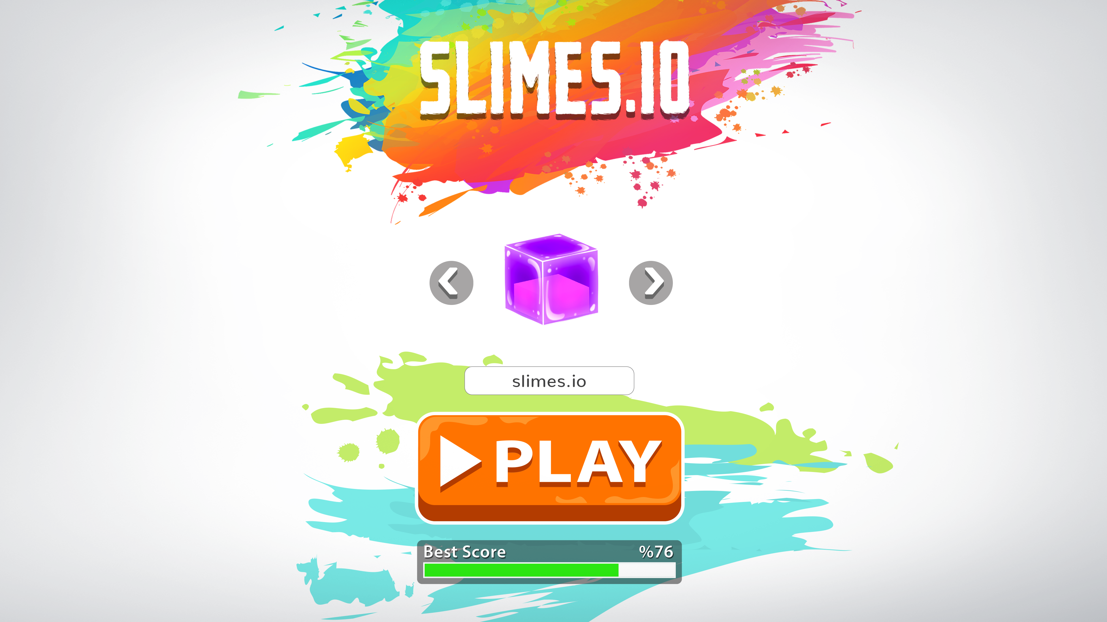 Slimes.io - 3D Color io game screenshot 15