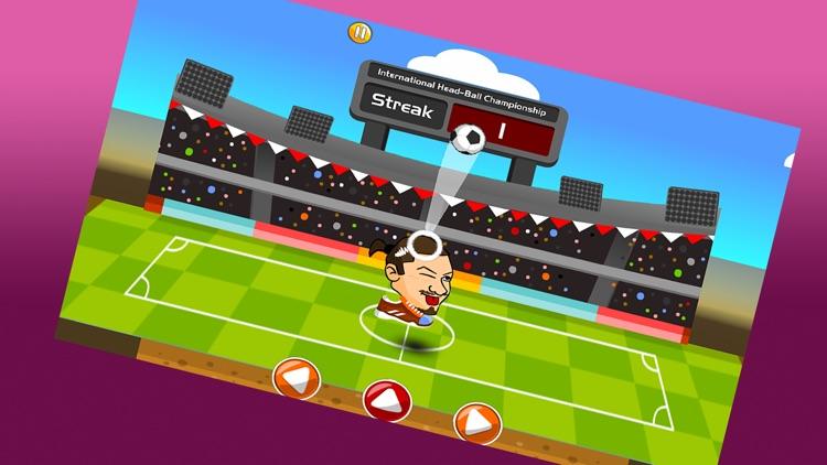 Head Football Soccer Game screenshot-3