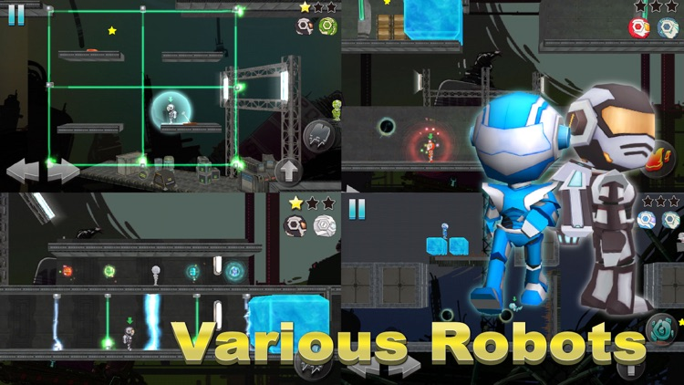 Robot Bros Deluxe. screenshot-3