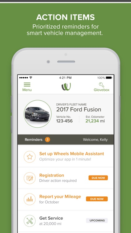 Wheels Mobile Assistant