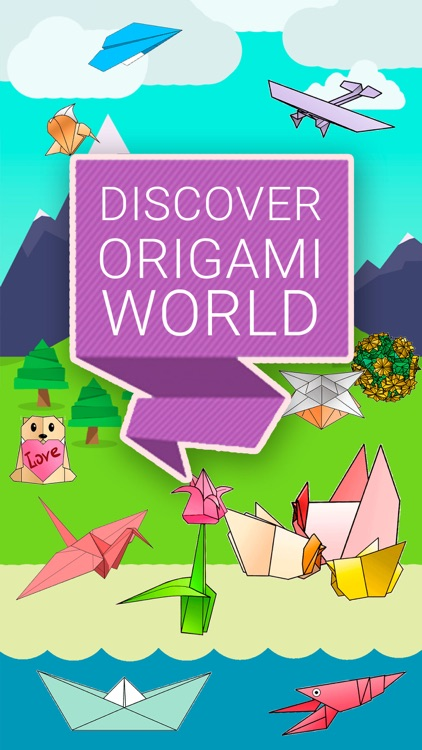 Origami Easy - Magic Paper Art