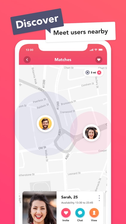 Now - Meet People Nearby by NowDating Ltd